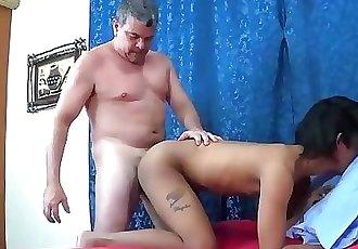 Daddy And Freddy