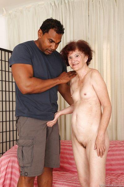 Granny vagina
