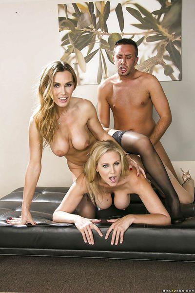Threesome photos