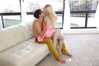 Teen Skylar Green gives everything this guy needs and even more