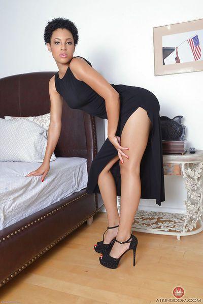 Ebony vagina