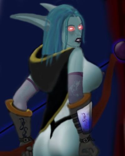 Character Gallery - Sylvanas Windrunner - part 5