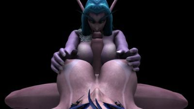 World of Warcraft Mixed Futanari/Shemale and Traps - part 37