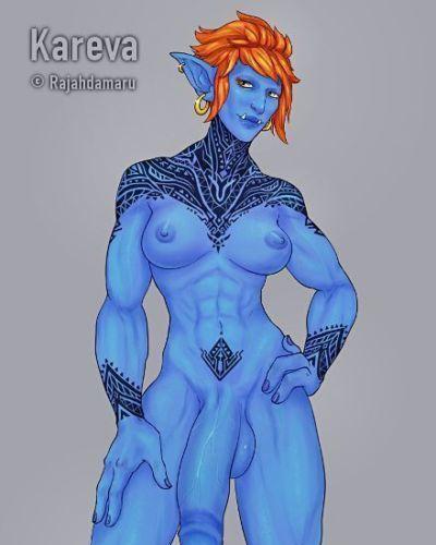 World of Warcraft Mixed Futanari/Shemale and Traps - part 28