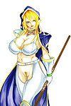 Character Gallery - Jaina Proudmoore - part 3