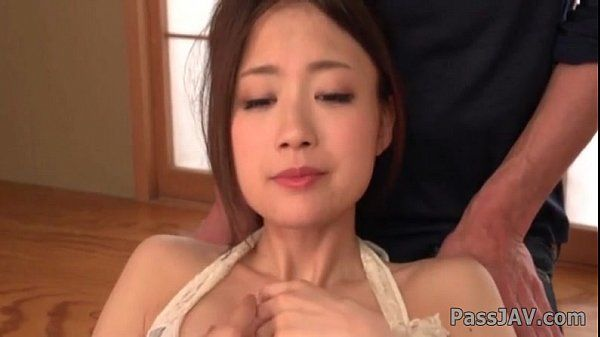 Mayuka Akimoto needs cock in each of her tight holes