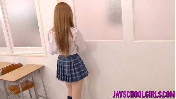 Sakamoto Hikari endures harsh sex at school