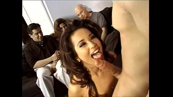 Wife Fucks Pornstars in front of husband
