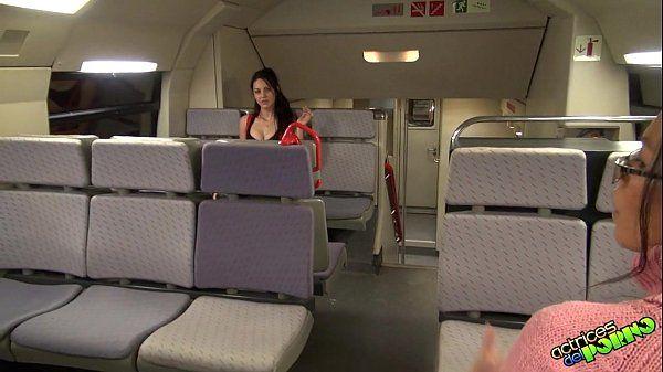 sexo en el tren hd