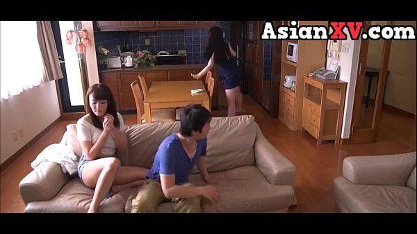 AsianXV.com Her sister temptation Hamasaki