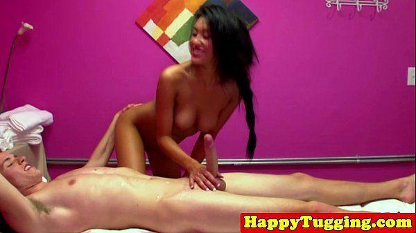 Petite nuru masseur spoils customer HD