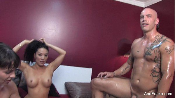 Behind the Scenes with Asa Akira, Dana DeArmond HD