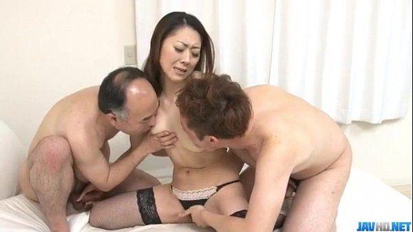 Ruri Hayami girls in stockings fucking hard