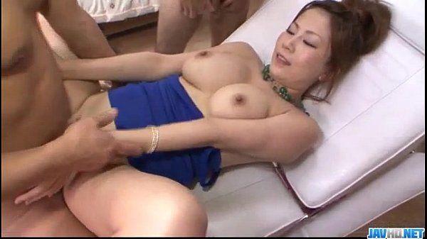 Yuki Aida amazes with her cock sucking skills