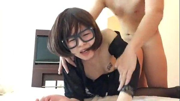 Fucking ass Asian girlfriend