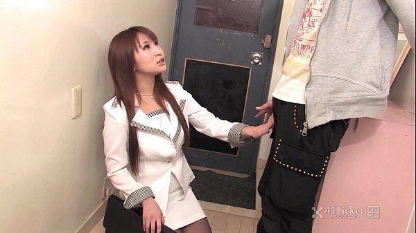 41Ticket Insurance Lady Yuki Maya Fucks Client (Uncensored JAV) HD