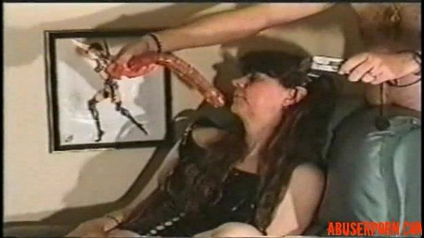 Great Dildo vs Esophigus Deepthroat Action: Free HD Porn milf abuserporn.com
