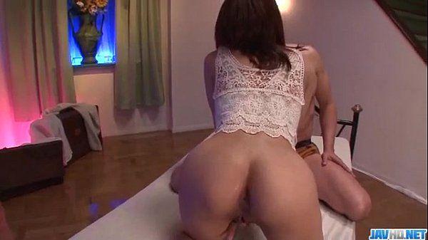 Top porn scenes along nasty Asian milf, Maika