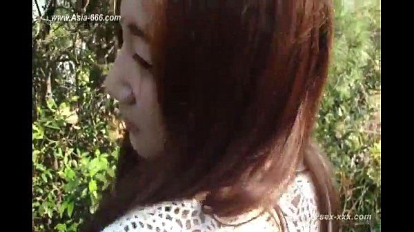 chinese lovers making love outdoor