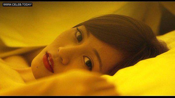 Eun-woo Lee Asian girl, Big Boobs Explicit Sex Scenes -Sayonara kabukicho (2014)