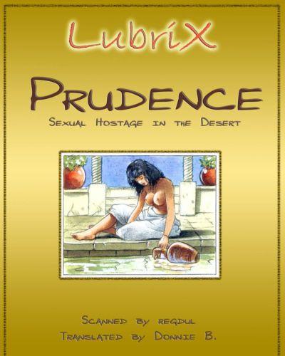 LubriX Prudence {Donnie B.}