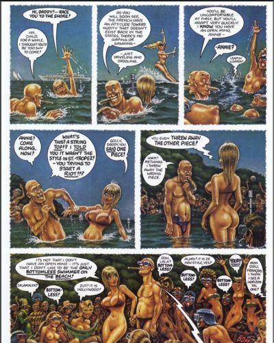 Playboy Little Annie Fanny Collection Part3 (201-300) - part 5
