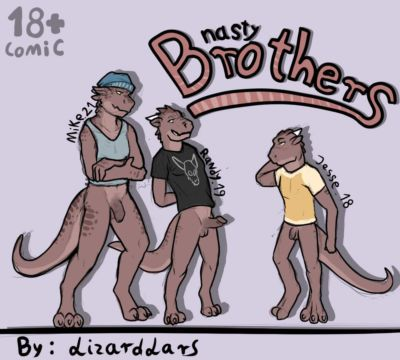 lizardlars Nasty Brothers