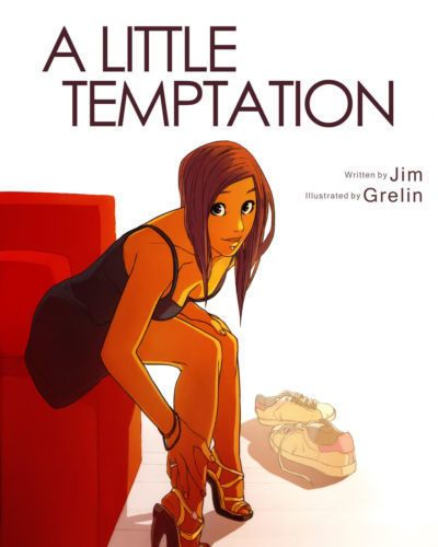 Grelin A Little Temptation (ENG)