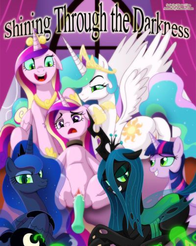 Palcomix - Equestria Untamed Shining Through the Darkness Ongoing