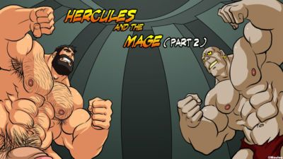 Mauleo Hercules And The Mage Part 2