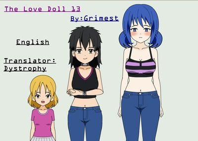 The Love Doll 13