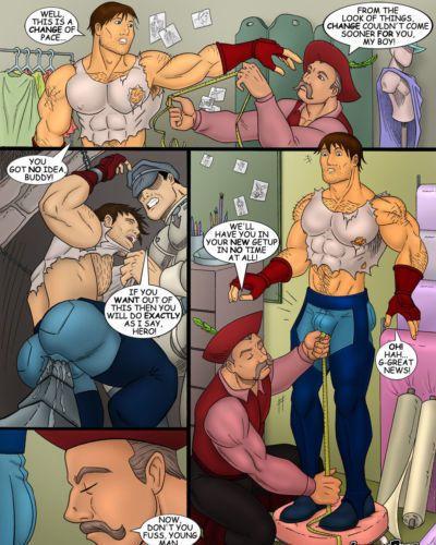 Lost Fantasy Hero #5-7