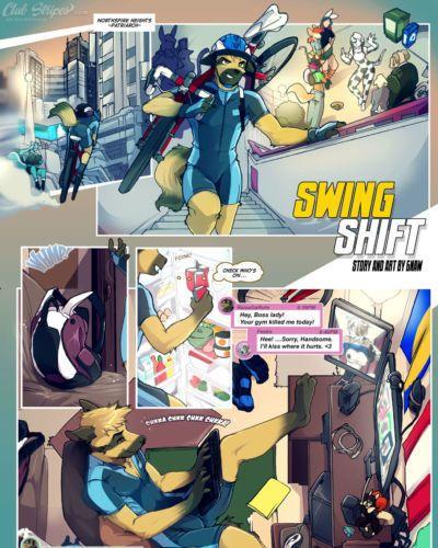 gNAW Swing Shift (In-progress)