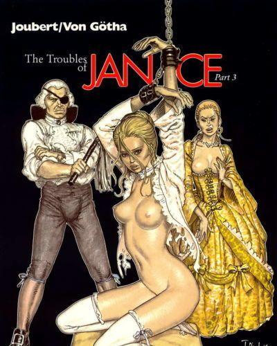 Erich Von Gotha The Troubles of Janice - Volume #3