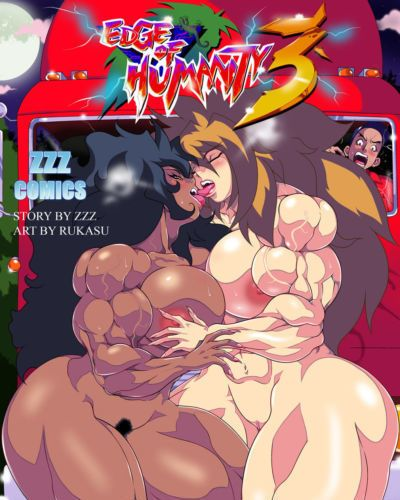 Zzz Comics (Rukasu) Edge Of Humanity 3 Sample