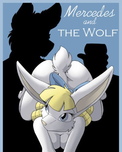 Jay Naylor Mercedes and The Wolf