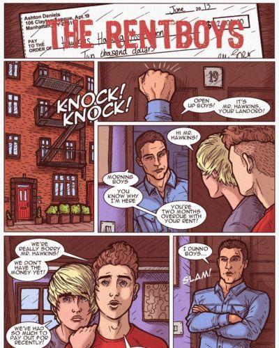 Rent Boys Twinks Gay Patrick Fillion Class Comics Studs Hunks