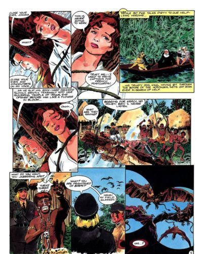 (Gray Morrow) Doctor Dare 02 The Spear of Destiny - part 2