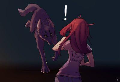 Wolf xxx comics