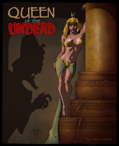 James LeMay Queen of the Undead