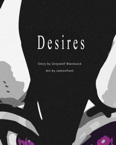 Lemonfont Desires