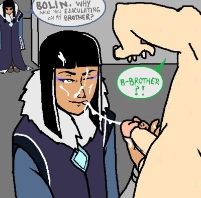 Desna & Eska (The Legend of Korra) - part 3