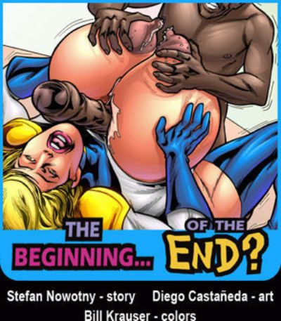 Diego Castañeda StarBusty: The Beginning... of the End? Ongoing
