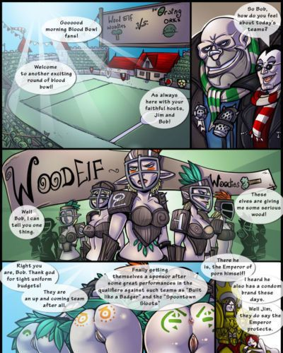 shia Blood Bowl (Warhammer) Ongoing