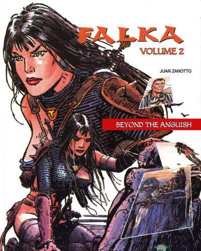 Juan Zanotto Falka - Volume #02: Beyond the Anguish (ENG)