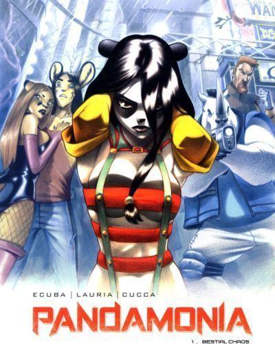 Pandamonia Volume 1 (ENG)