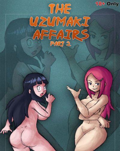 DarkYamatoman The Uzumaki Affairs Part 2 (Naruto)
