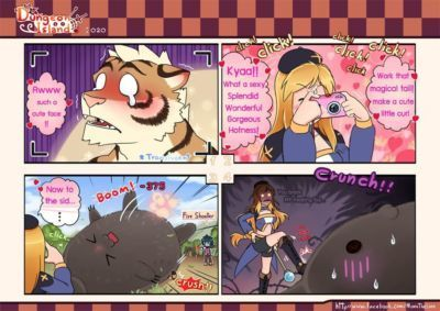 Dungeon Island by Mumu the lion (On Going) (Update 2013-11-01) - part 2