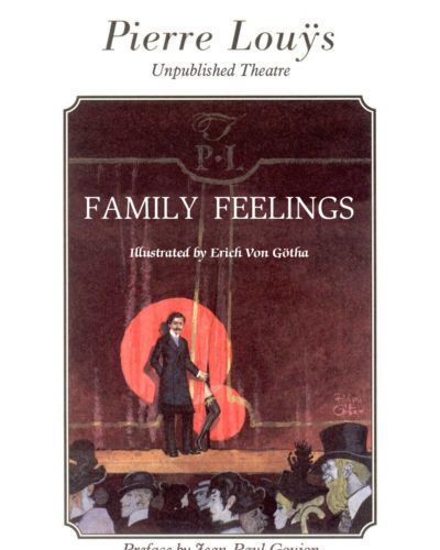 Erich Von Gotha Family Feelings