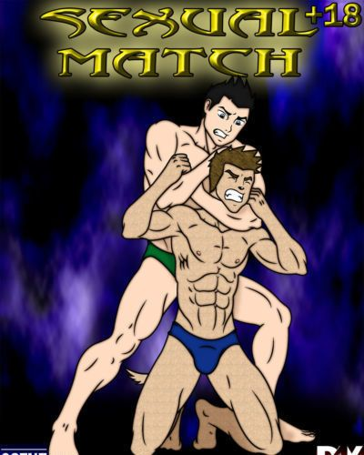 Sexual Match - Comic 1 09TUF & D4Y